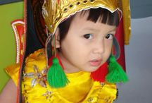 Traditional veste / Kuda renggong traditional