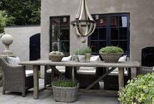 Ideeën voor veranda/buitenkeuken
