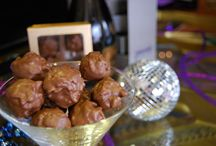 Happy New Year / Champagne Truffles are Here!