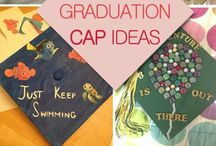Grad caps! 2016 / by Emily Vesely