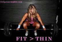 Health/FItness / by Melanie La