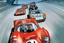 Αγωνιστικά αυτοκίνητα GT κλασσικα´