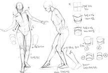 인체(poses)