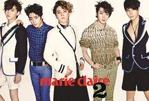 FT Island / Jonghoon, Hongki, Jaejin, Seunghyun, Minhwan. Bias: Minhwan