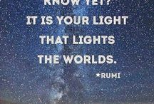 Rumi Quotes: Love, Life, and Soul / Rumi quotes