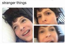 Stranger things :)