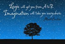 Quotes / Inspirerende quotes over creativiteit en onderwijs.