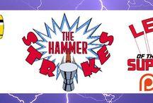 The Hammer Strikes!