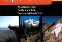 Books - Hiking, Outdoors / by 45N 68W Inc.