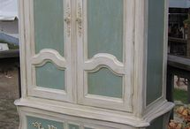 Muebles chalk paint