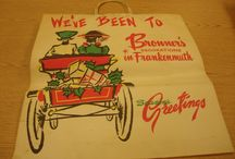 Vintage Bronner's / Photos of people, products and places from the early days of Bronner's CHRISTmas Wonderland, the World's Largest Christmas Store, in Frankenmuth, Michigan's Little Bavaria.