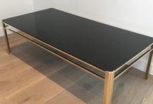 COFFEE TABLES / Low tables and coffee tables inspiration from some that are or have been for sale on the Decorative Collective.