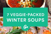 FOOD - Winter Soups