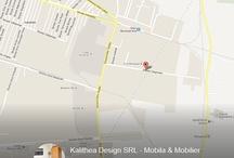 Kalithea Design - mobila / Mobila Kalithea Design