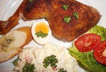marinaden,dip's und dressings