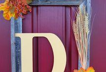 D, de letter van Dienij, Diana en Daantje!!!!