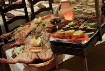 Nuestros platos / Estos son los platos que ofrecemos en nuestro restaurante
