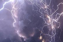 Lightening...uncontrollable nature of the Universe#planets.
