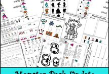 Homeschool {Printables} / There are so many great printables available all over the web. I needed a place to house them all in one place.   http://embarkonthejourney.com