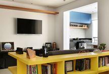 Ideias salas de estar