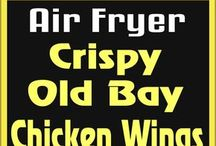 air fryer baking