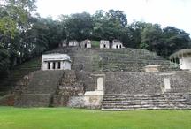 Aztec, Mayan, Olmec, etc.
