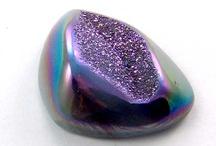 stones, crystals, ornaments