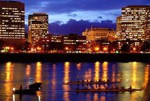 Portland, Oregon 97219 / Known as the city of bridges or river city, Portland, Oregon sits on the Willamette River. Portland has views of both Mt. Hood and Mt. St. Helens. It is in the Willamette valley, wine and hops country! / by * Stardust *