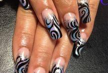 Nail art top