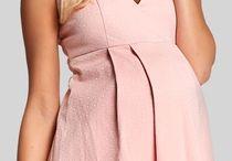 Šaty tehotenske