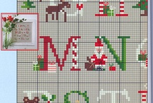 Cross stitch / Christmas