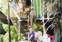 children forest area