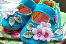 zapatitos de paño lenci