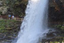 Ahhh / Bridal Falls
