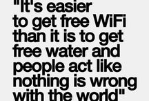 L•I•F•E / we live in a world full of selfish people