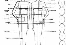 Kaavanmuokkaus / Pattern drafting