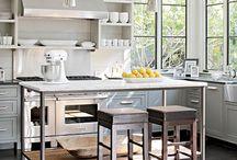 Kitchens. / by Jessica Cortez