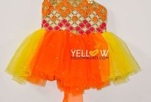 Kidswear / ellow is a Designer Online store for Women. A one single stop for Kurtis, Sarees, Office Wear and Kids Wear. www.yellowkurti.com