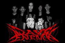 DAY'S ENEMY - Metal from Bekasi, Indonesia