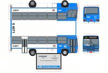 BUS FOR PRINT
