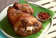 Pinoy Foods / Native foods