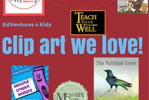Clip Art Sites / The sites pinned to this board are clip art sites we use in our products at EdVentures 4 Kids. We love the work of these artist and want to share their sites.
