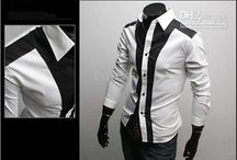 Fashion: Cutting edge men's tops and style features