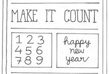 new year / by Haley Richards