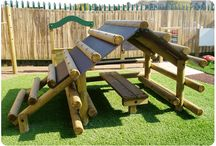Home - Playscapes / Backyard playscapes / by Stacey Coates
