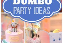 Dumbo | elephant Party Ideas