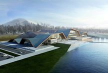 Architectural and landscape inspiration