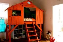 Kid's Room / by Marielle Torres