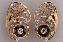 Retro Modern Jewlery / by Peter Suchy Jewelers