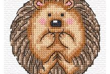 Things I want to cross stitch / Cross stitching projects